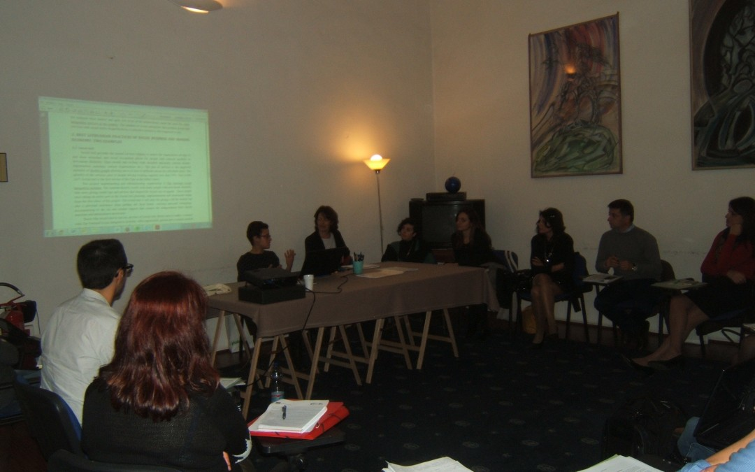 Meeting of ECORL in Florence