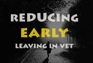 Reducing Early Leaving in VET
